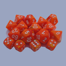 7 Die Set - Vortex Solar With White - Boardlandia