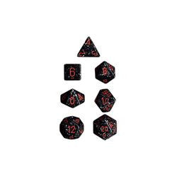 D20 -- 34Mm Speckled Dice,  Space - Boardlandia