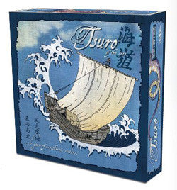 Tsuro Of The Seas - Boardlandia