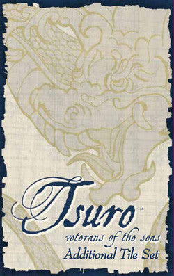 Tsuro Veterans Of The Seas - Boardlandia