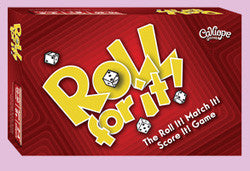 Roll For It! (Color Set Red) - Boardlandia