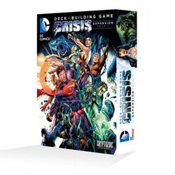 Dc Comics Deck Building Game: Crisis Expansion Pack 1 - Boardlandia