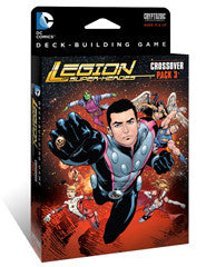 Dc Comics Deck Building Game: Legion Of Superheroes - Boardlandia