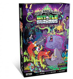 Epic Spell Wars Of The Battle Wizards 2: Rumble At Castle Tentakill - Boardlandia
