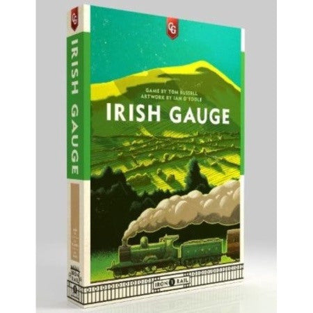Iron Rail #1: Irish Gauge