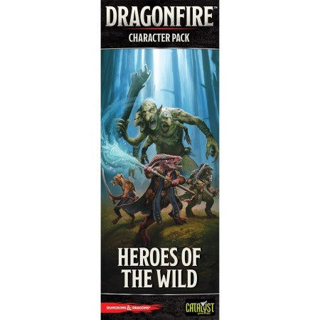 Dragonfire: Heroes of the Wild - Character Pack
