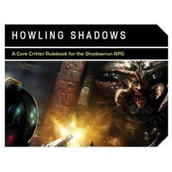 Shadowrun 5E: Howling Shadows - Boardlandia