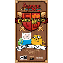 ADVENTURE TIME: CARD WARS - FINN VS JAKE