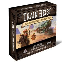 Train Heist - Boardlandia