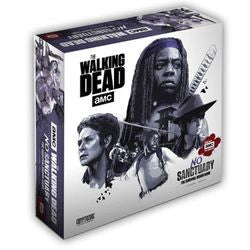 The Walking Dead: No Sanctuary - The Killer Within Expansion - Boardlandia