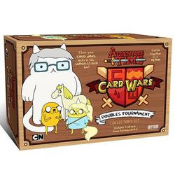 ADVENTURE TIME: CARD WARS - DOUBLES TOURNAMENT