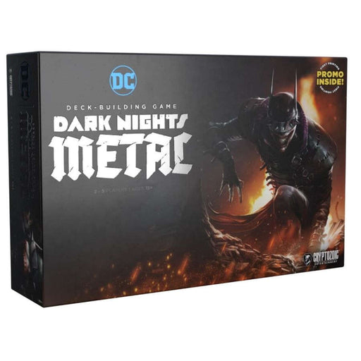 DC Comics Deck Building Game: Dark Nights Metal (Pre-Order)