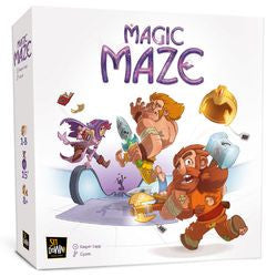 Magic Maze (Pre-Order) - Boardlandia