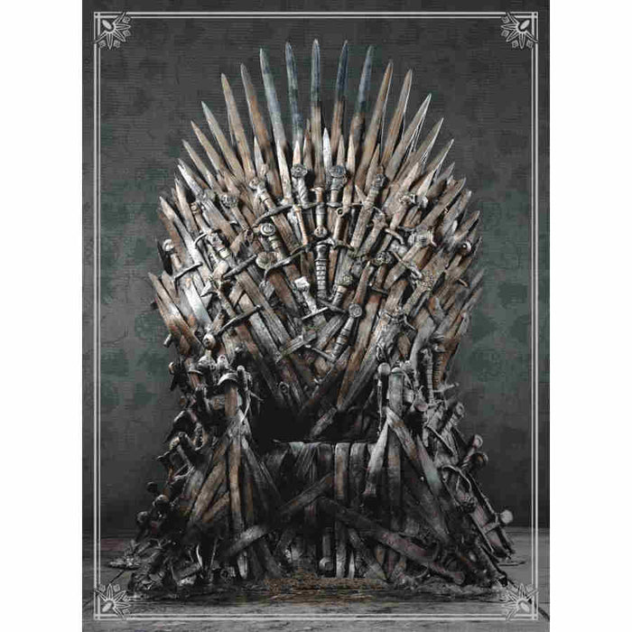 Game of Thrones: Iron Throne (1000 pc) (Pre-Order)