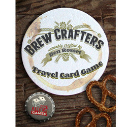 Brewcrafters: The Travel Card Game - Boardlandia