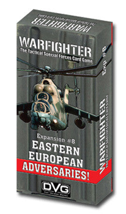 Warfighter: Eastern European Adversaries Expansion #8 - Boardlandia