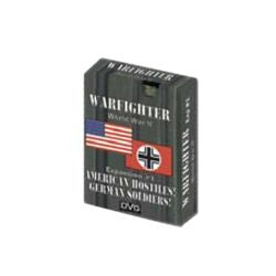 Warfighter World War Ii: Expansion #1 - Americans And Germans - Boardlandia