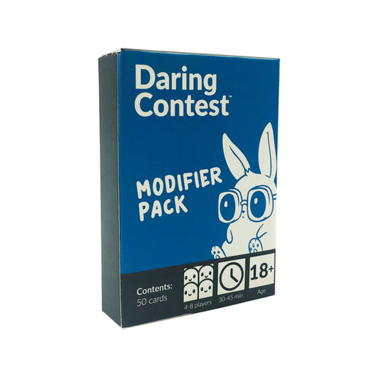 Daring Contest: Modifier Pack