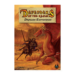 Defenders Of The Realm: Dragon Expansion - Boardlandia