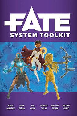 FATE: SYSTEM TOOLKIT - Boardlandia