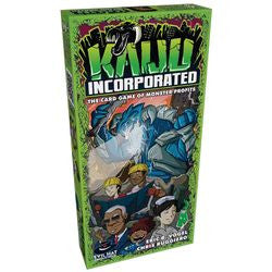 Kaiju Incorporated: The Card Game Of Monster Profits - Boardlandia