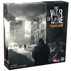 This War Of Mine - The Board Game (Pre-Order) - Boardlandia