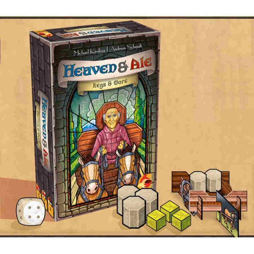 Heaven and Ale: Kegs and More Expansion