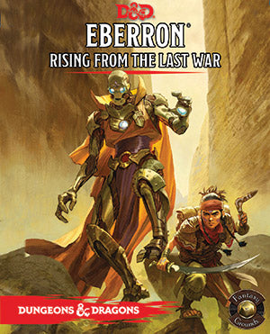 Dungeons & Dragons: Eberron - Rising from the Last War Hardcover
