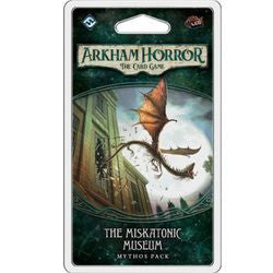 Arkham Horror - The Card Game - The Miskatonic Museum Mythos Pack - Boardlandia