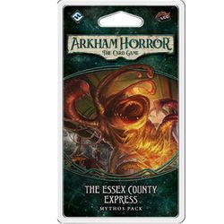 Arkham Horror - The Card Game - The Essex County Express - Mythos Pack - Boardlandia
