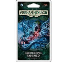 Arkham Horror - The Card Game - Undimensioned And Unseen - Mythos Pack - Boardlandia