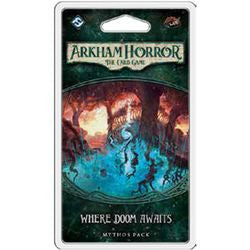 Arkham Horror - The Card Game - Where Doom Awaits - Mythos Pack - Boardlandia