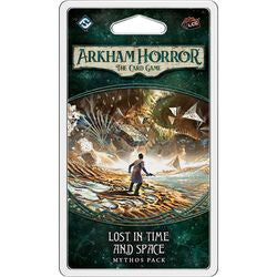 Arkham Horror - The Card Game - Lost In Time And Space - Mythos Pack - Boardlandia
