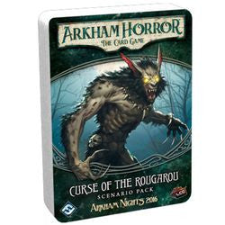 Arkham Horror - The Card Game - Curse Of The Rougarou - Scenario Pack - Boardlandia