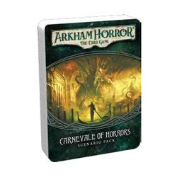Arkham Horror - The Card Game - Carnevale Of Horrors - Scenario Pack - Boardlandia