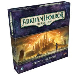 Arkham Horror - The Card Game - The Path To Carcosa Expansion - Boardlandia