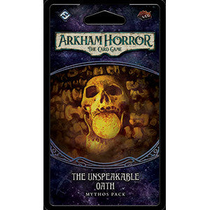 Arkham Horror - The Card Game - The Unspeakable Oath Mythos Pack (Pre-Order) - Boardlandia