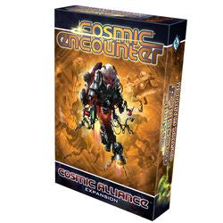 Cosmic Encounter - Cosmic Alliance - Boardlandia