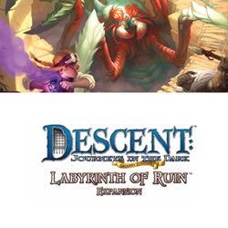 Descent Second Edition: Labyrinth Of Ruin Expansion - Boardlandia