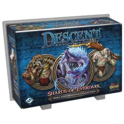 "Descent Second Edition: ""Shards Of Everdark"" Hero And Monster Collection - Boardlandia"