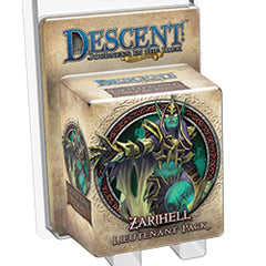 "Descent Second Edition: Journeys In The Dark ""Zarihell Lieutenant"" Expansion - Boardlandia"