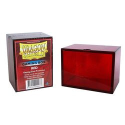 Dragon Shield - Deck Box: Red