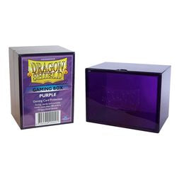 Dragon Shield - Deck Box: Purple