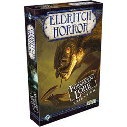 Eldritch Horror: Foresaken Lore - Boardlandia
