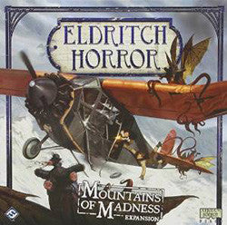 Eldritch Horror - Mountains Of Madness Expansion - Boardlandia