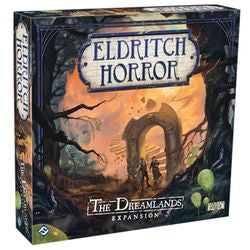 "Eldritch Horror: ""Dreamlands Expansion"" Expansion - Boardlandia"