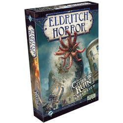 Eldritch Horror - Cities In Ruin - Boardlandia