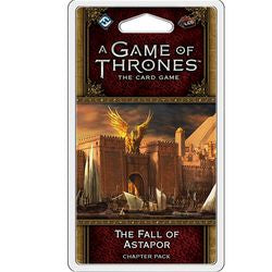 "A Game Of Thrones (2nd Edition) LCG: ""The Fall Of Astapor"" Chapter Pack - Boardlandia"