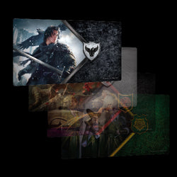 "A GAME OF THRONES: ""THE LORD COMMANDER"" PLAYMAT - Boardlandia"