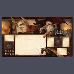 "A GAME OF THRONES: ""STORMBORN"" PLAYMAT"